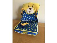 Build a Bear suitcase seat for teddy