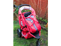 Phil & Teds Pushchair (with multiple accessories)