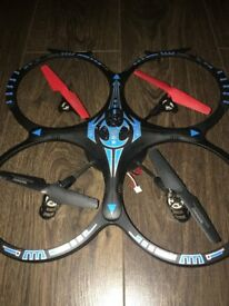 Drone 4 Channel 2.4GHz Quadcopter with Camera