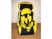 Car seat for children