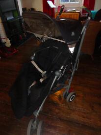 Maclaren XLR buggy