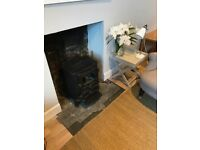 Gas stove fire - Working order but glass missing - £180!