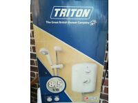 Electric shower Triton brand new seald