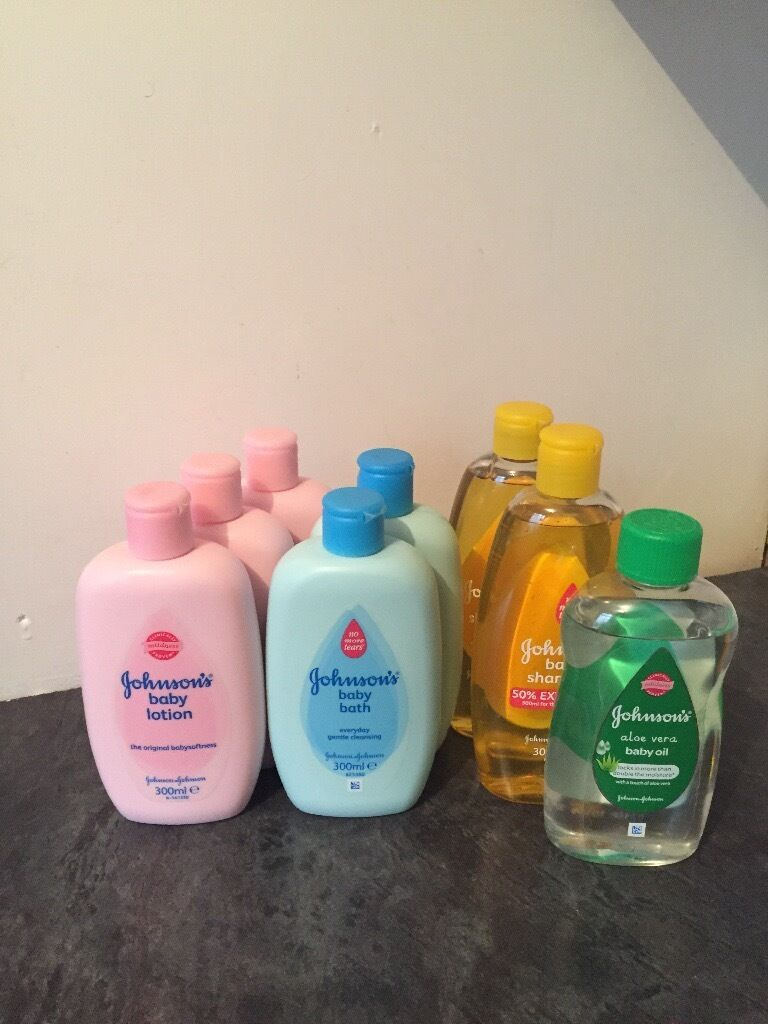 *BRAND NEW* Johnsons Baby Products