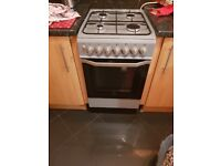Indesit electric oven and gas hop