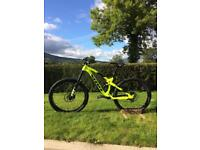 Vitus sommet mountain bike size small (27.5 wheels)