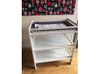 Ikea changing table