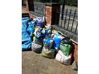 Topsoil - bagged and free to collect