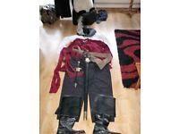 Cavalier/Musketeers costume