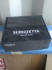 Serozzetta new door handles