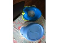 Lindam Potty and a Toilet Training Seat