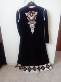 Ladies cotton long dress