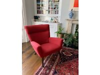 Striking and Stylish Lounge Armchair