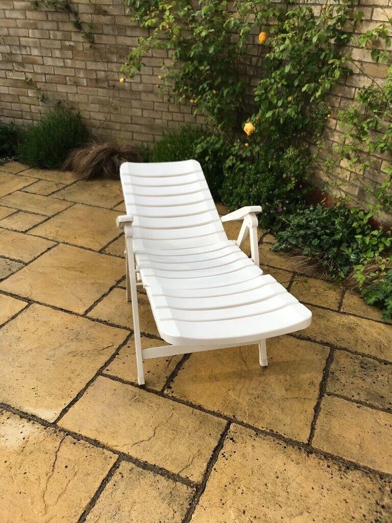 Enjoyable Garden Reclining Chair In Stowmarket Suffolk Gumtree Beutiful Home Inspiration Truamahrainfo