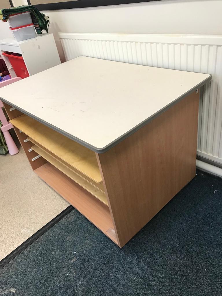 School cupboard