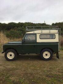 Land Rover Series 3
