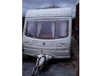 Caravan, Avondale Dart 4 Berth, 2004. Motor Mover.