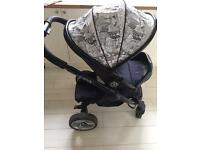 iCandy Peach World Limited Edition Travel System Pram and Pushchair