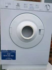 Indesit vent tumble dryer 3kg with hose and indoor condeser kit