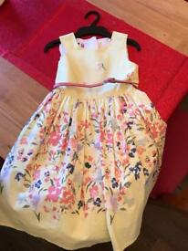 Girls John Lewis Summer Dress Age 7
