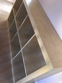 IKEA 8 block shelving unit *Fair Condition *Great storage *Great Price