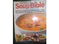 The New Soup Bible by Anne Sheasby
