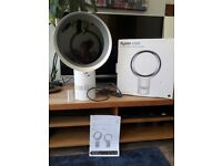 Dyson 300mm desk fan in perfect boxed condition