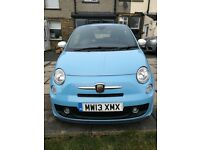 Abarth 500 for sale with FSH and receipts