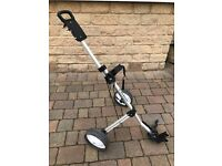DUNLOP GOLF TROLLEY Push/Pull type