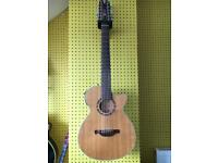 Crafter 12 String Thinline Electro Acoustic