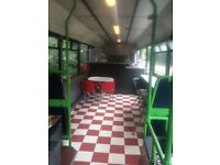 Catering Trailer/Bus