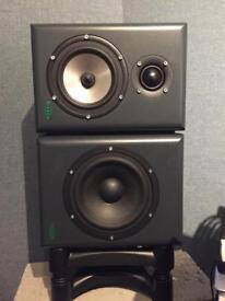 Unity Audio Pebble & Bam Bam Active Monitors