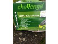 Lawn mower challenge