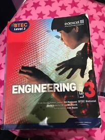 BTEC Engineering Level 3 Book