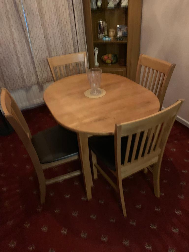Table For Chairs