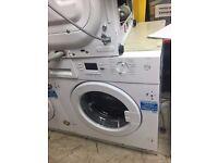 Graded Beko WI1573 Integrated 7kg Washing Machine White