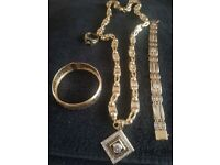 Gold 14k for sale Mark Versace