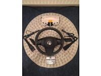 Vauxhall Corsa D airbag kit 2011-2014