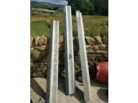 Birtley galvanised steel lintels