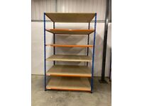 Boltless industrial Shelving