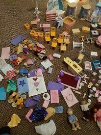 le toy van dolls house furniture