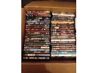 DVDs box sets