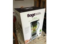 SAGE by Heston Blumenthal- the Boss - Easy to use, high velocity - Super Blender