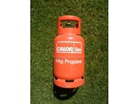 Calor Gas 6kg EMPTY gas cylinder ideal for barbecue or caravan. Save on the £40 deposit. £10