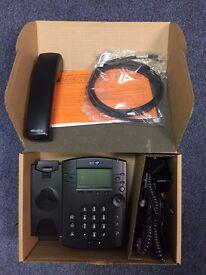 Polycom office phone VVX300