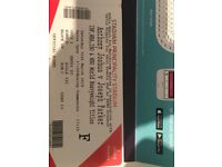 2 x Anthony Joshua Vs Joseph Parker Tickets for Sale