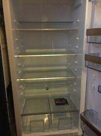 nec intergrated fridge good clean condition