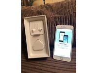 Iphone 7 Plus - 32gb - Silver - Mint Condition - Boxed Original Accessories