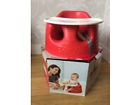 Baby Girls Boys Unisex Red Bumbo Seat feeding Chair