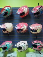 LIQUIDATION CASQUES MOTOCROSS JUNIOR ROSE $49.99 MINI MOTO DEPOT